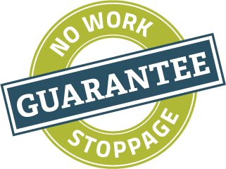 No work stoppage guarantee